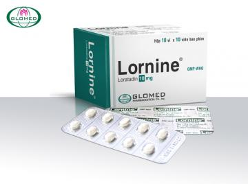 LORNINE - Film coated caplets